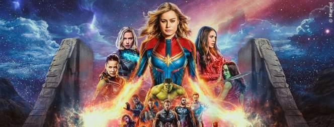 Avengers 4: Erster Ausschnitt aus dem Blockbuster