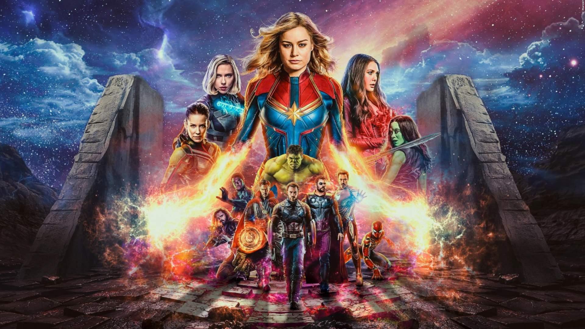 AVENGERS 4: Erster spannender Filmclip zum Marvel-Blockbuster