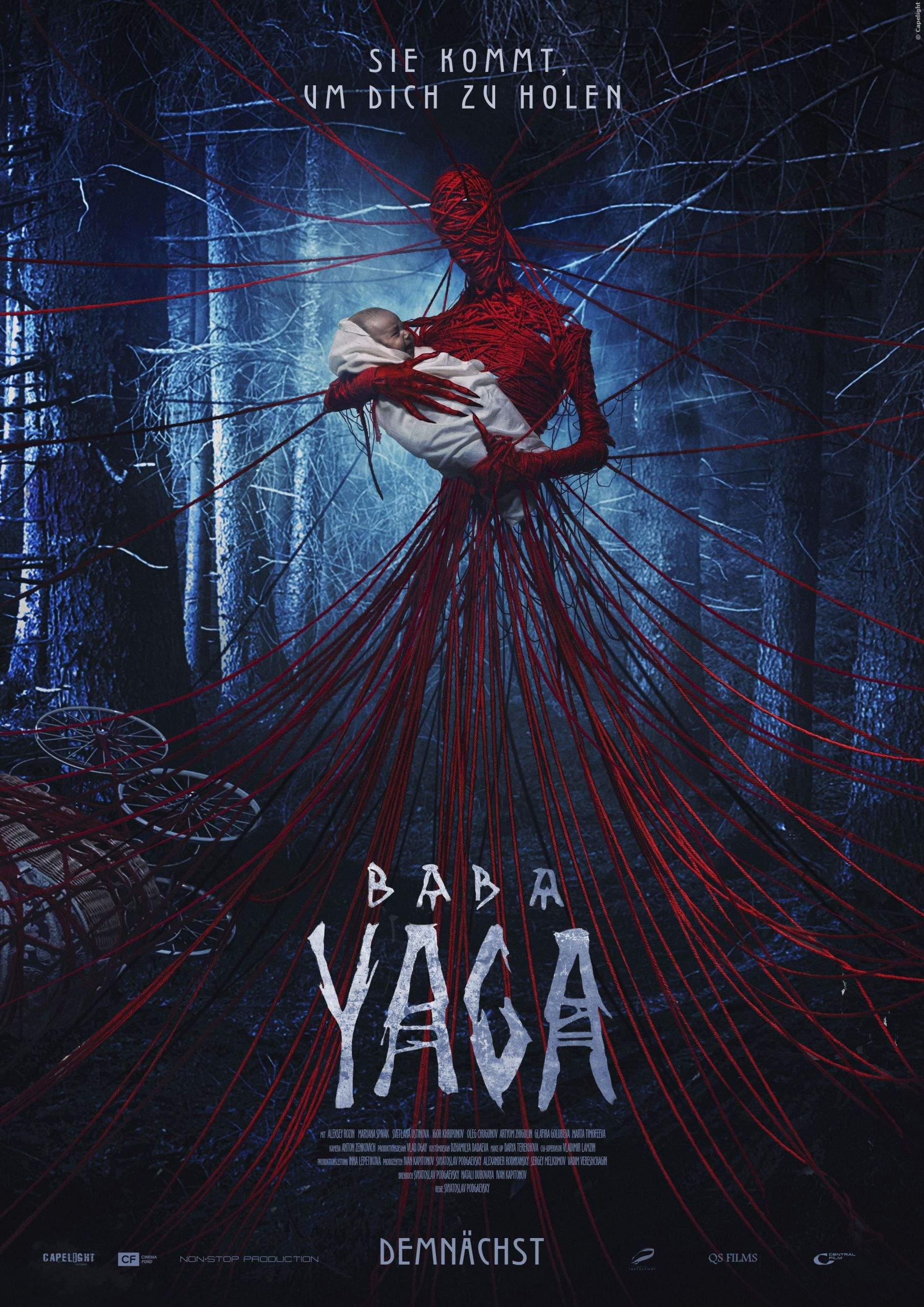 BABA YAGA: Sie kommt um dich zu holen - Trailer zum Schocker