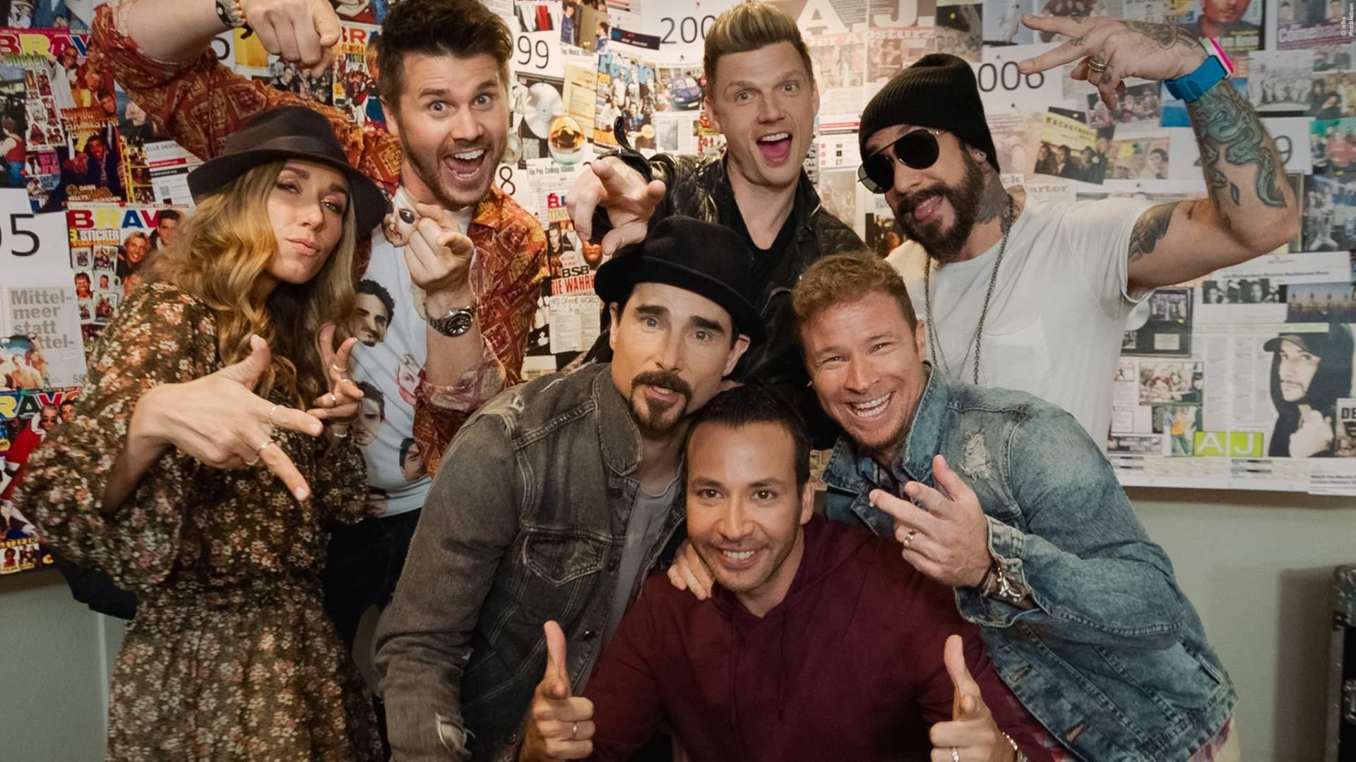 BackStreet Boys: So hart feiert ProSieben die legendäre Band im Programm