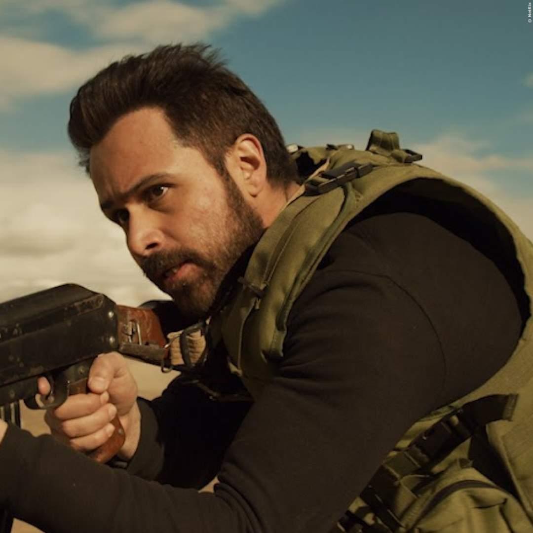 BARD OF BLOOD: Trailer und Start-Termin zur neuen Netflix-Thriller-Serie