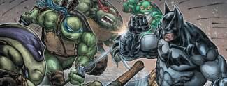 Batman-Crossover mit den Turtles