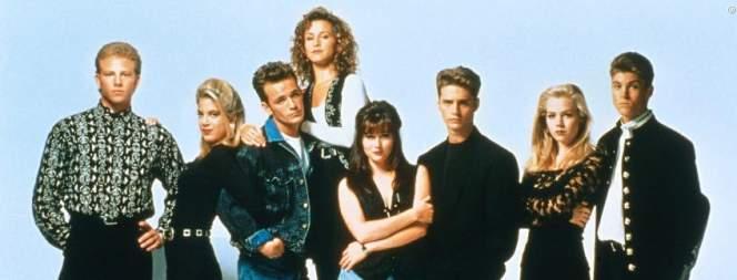Beverly Hills 90210: Die Stars früher und heute