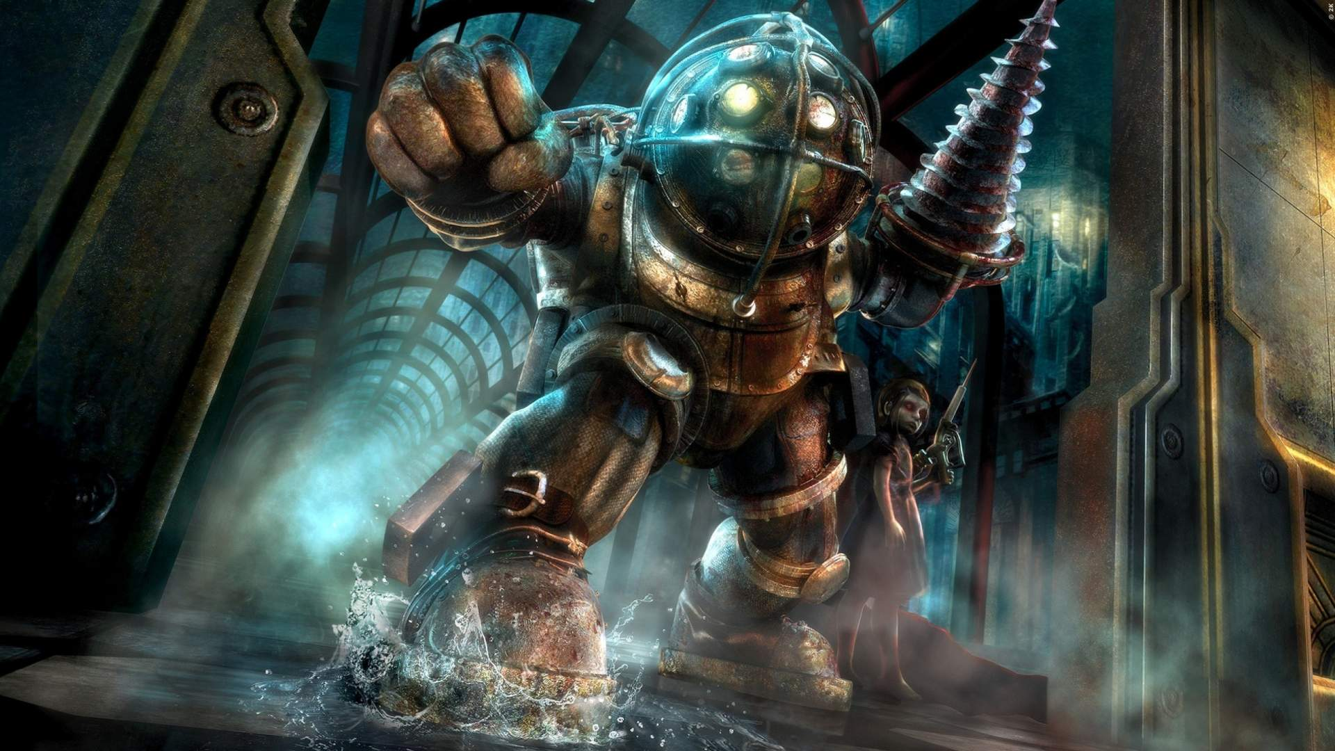 GAME-VERFILMUNG: 'BioShock' Kinofilm vom 'Mortal Kombat'-Macher geplant