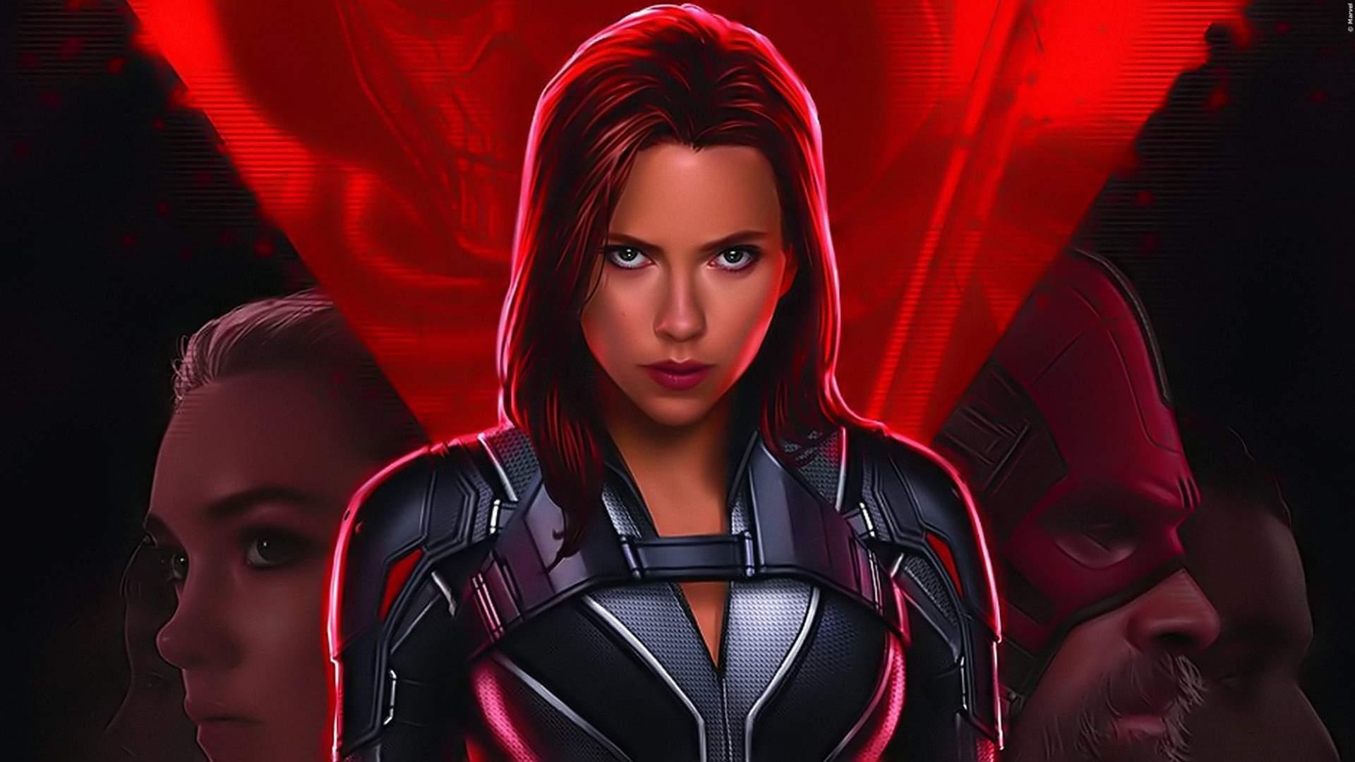 """""""Black Widow"""": Kommt der Film auch direkt ins Heimkino? Wir antworten."""