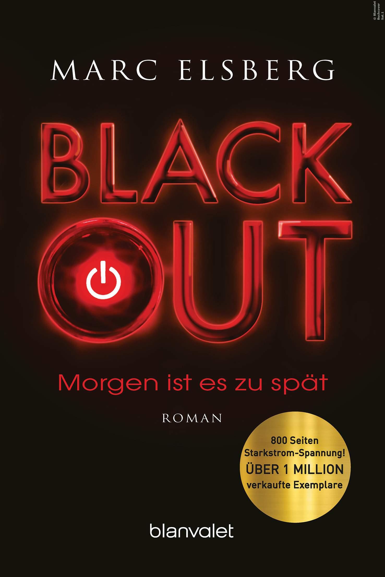 Buchcover Blackout