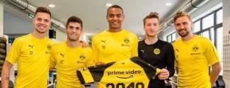 BVB-Sport-Doku-Serie exklusiv bei Amazon