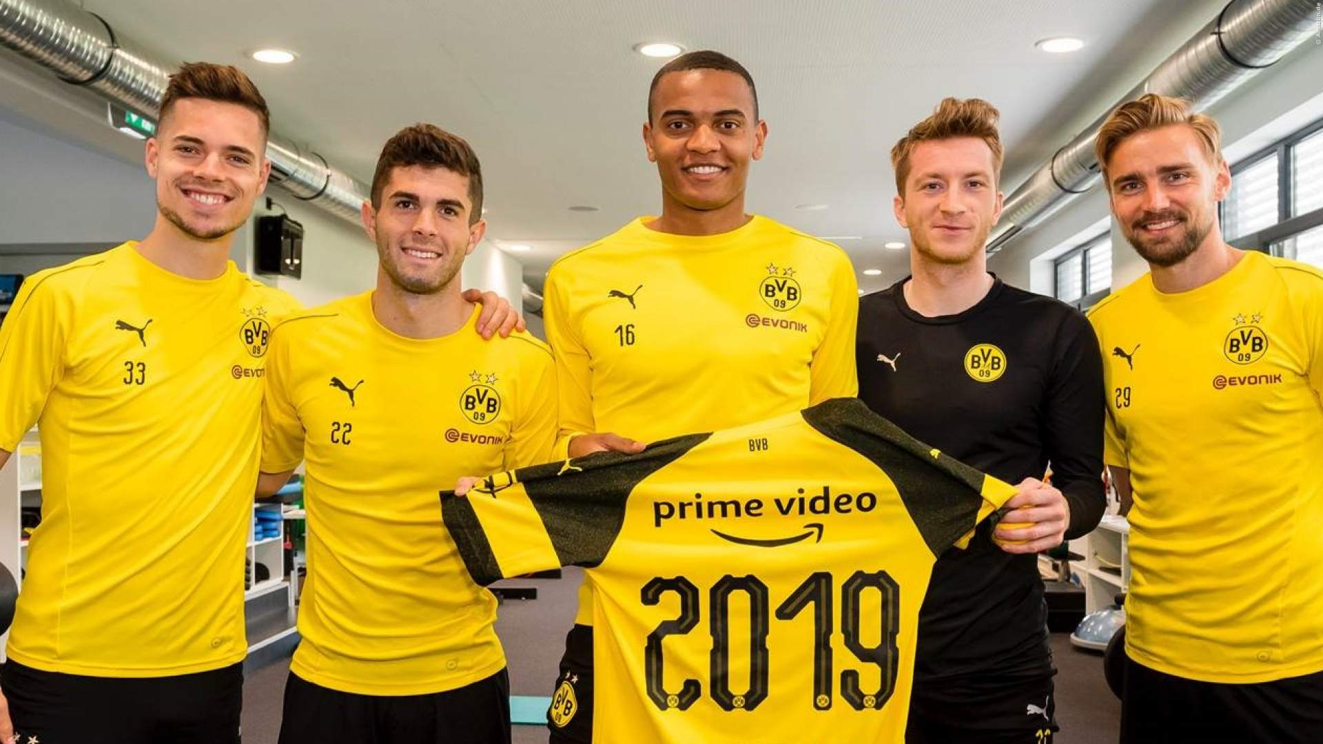 BVB-Sport-Doku-Serie exklusiv bei Amazon Prime Video