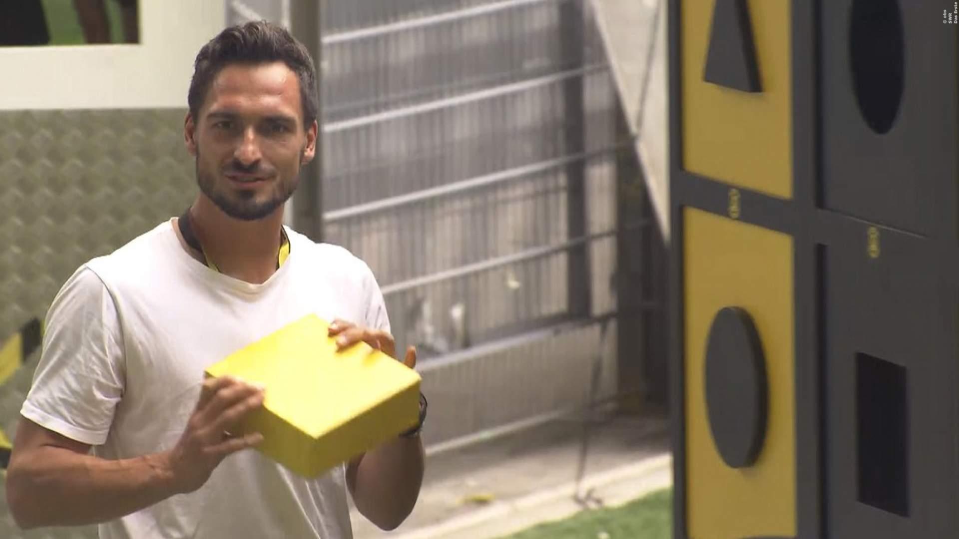 VIDEO: BVB-Stars fies verarscht - Und die Kamera lief mit