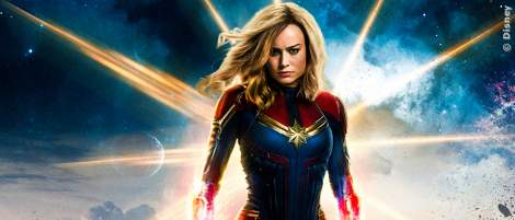 """Captain Marvel 2"": Wichtige MCU-Figur dabei - News 2021"