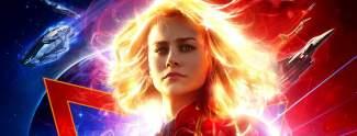 Captain Marvel: Neue Spots