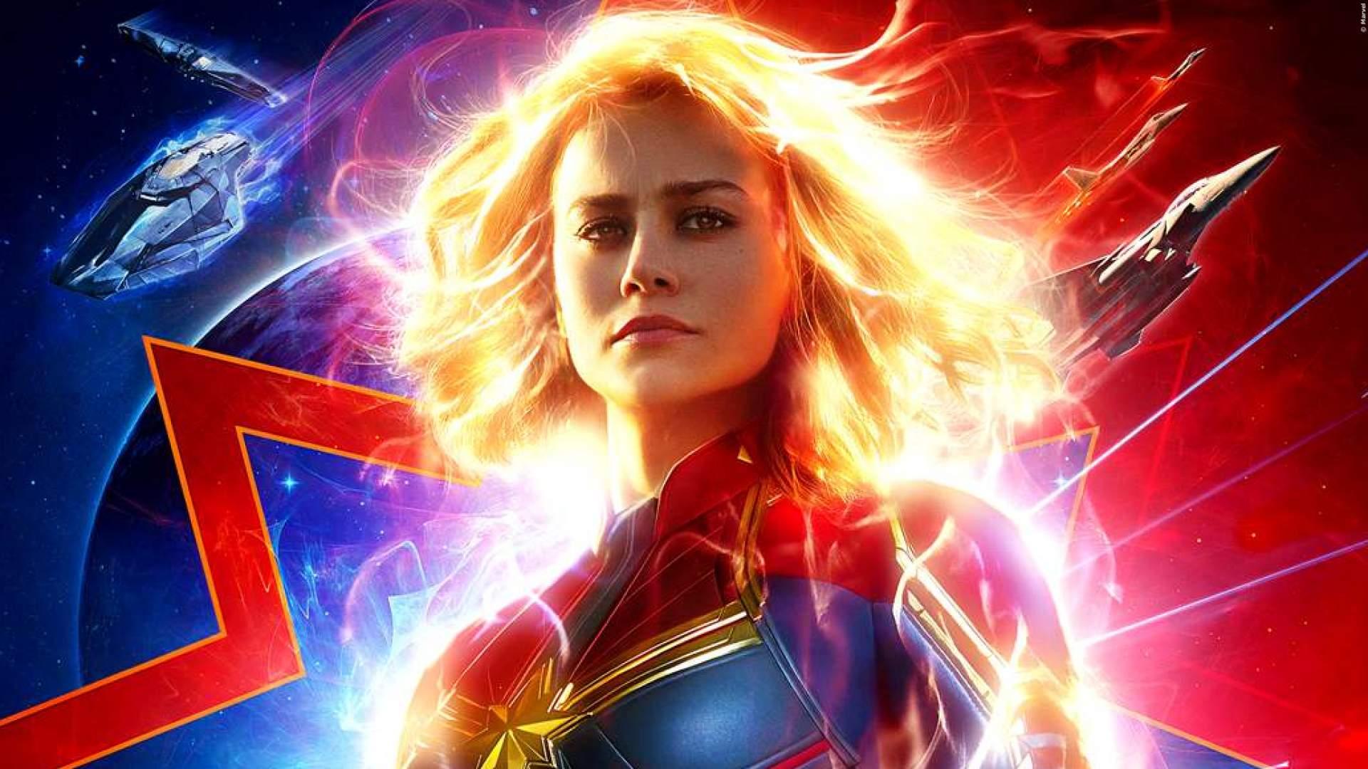 'Captain Marvel': Das sind die üppigen Extras der Heimkino-Version