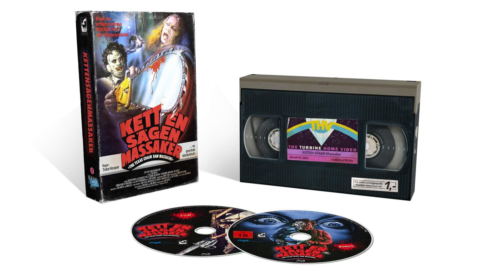 Die VHS Edition