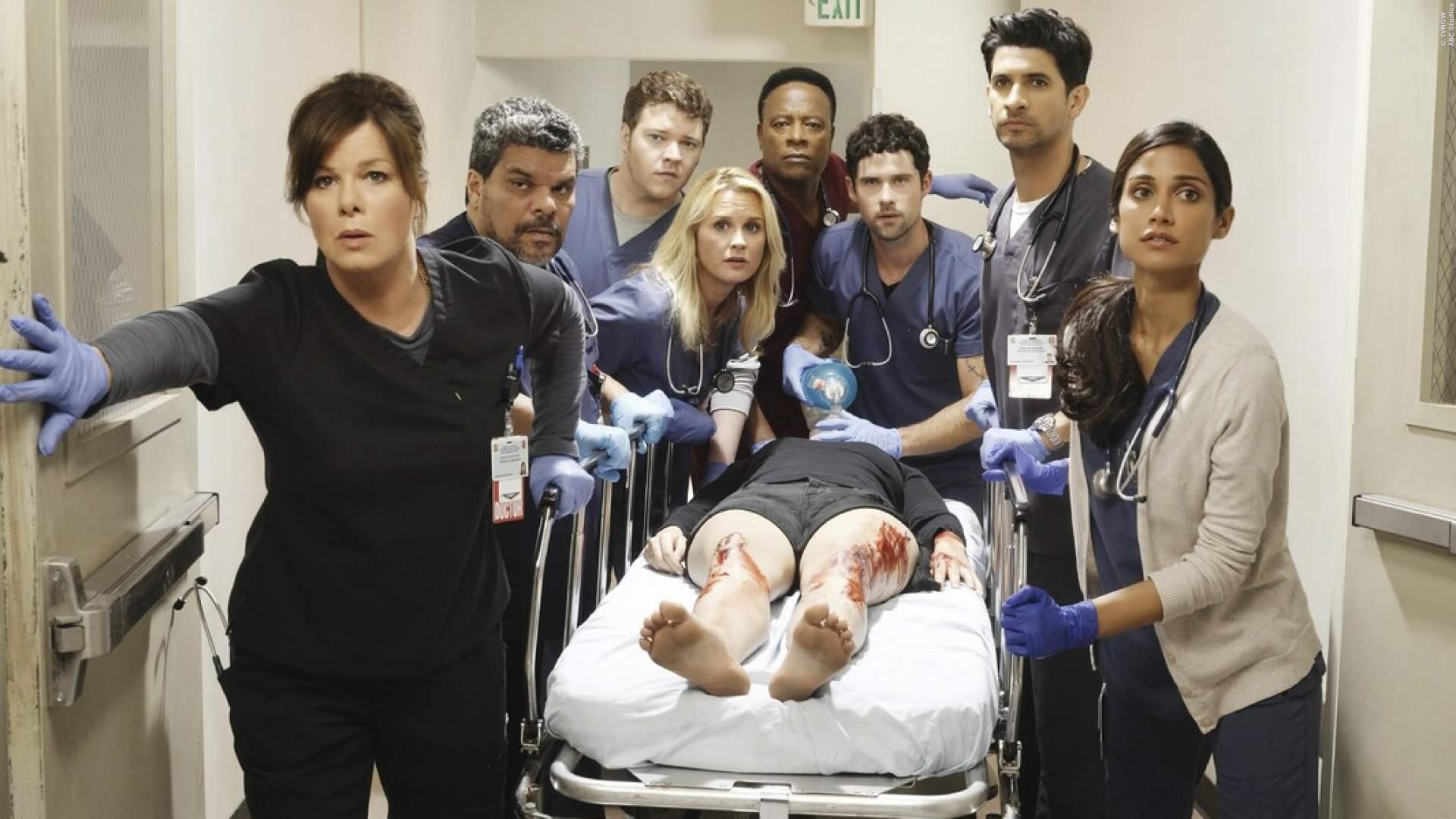 Code Black: Staffel 1-3 bei TVNOW
