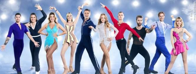 Dancing On Ice: Diese Stars sind schon verletzt