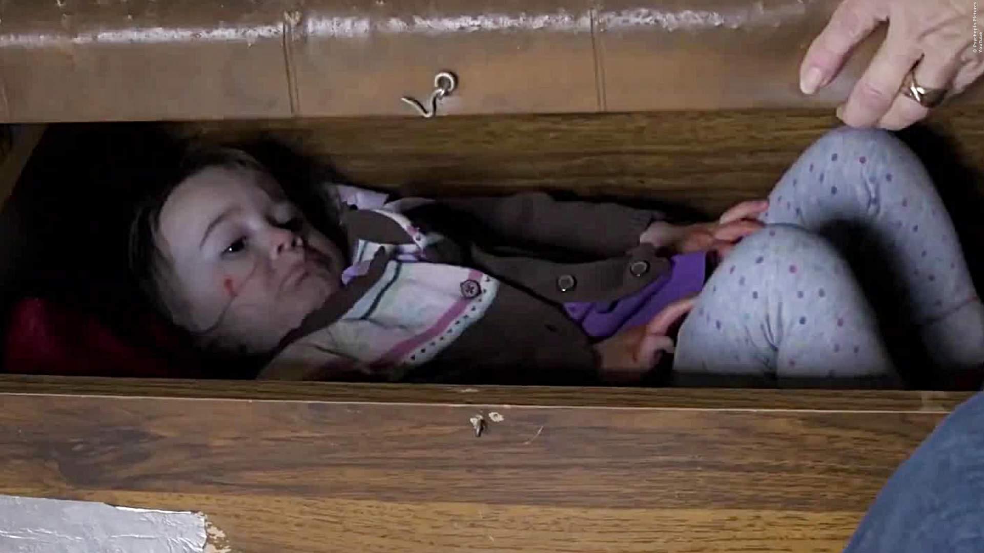 HORROR: Sekte klaut Baby - Mutter läuft Amok - Trailer zum neuen Schocker