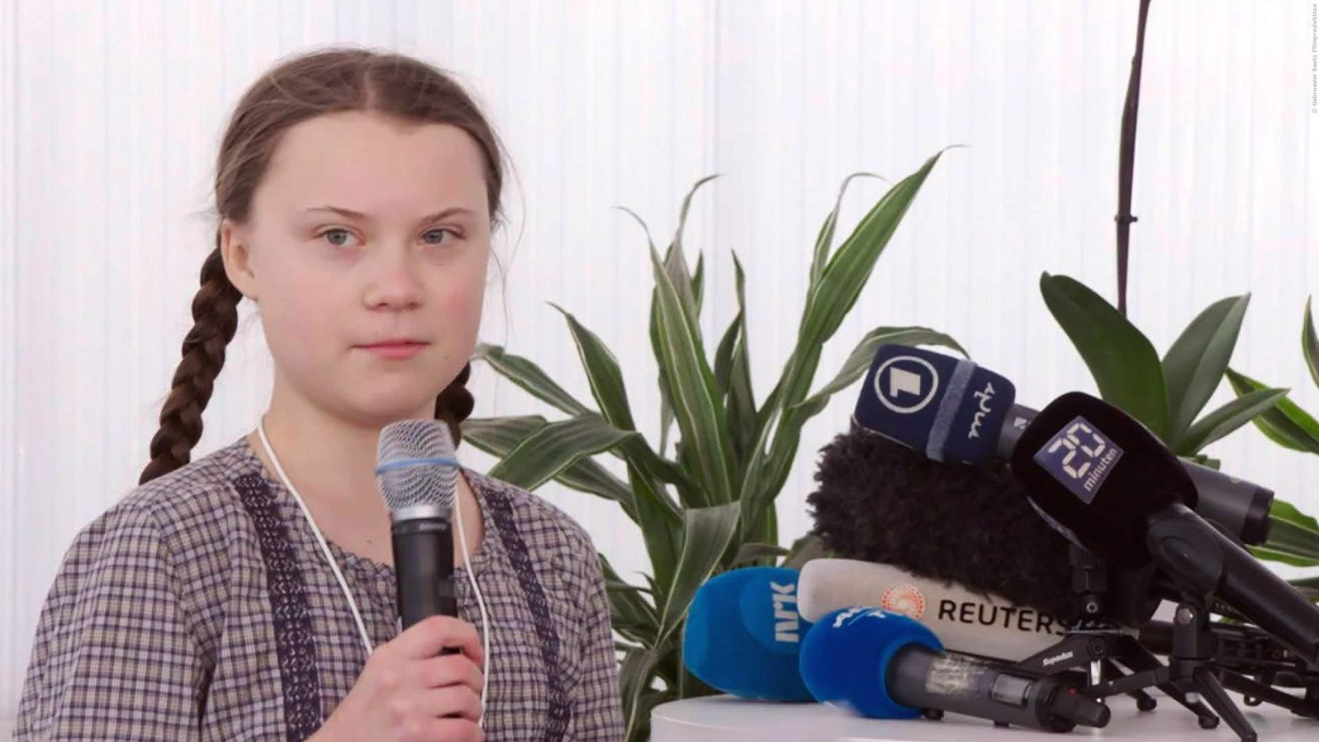 DAS FORUM: Greta kommt ins Kino - als Teil einer Doku über unsere Zukunft