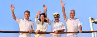 Ostern im ZDF: Das neue Traumschiff