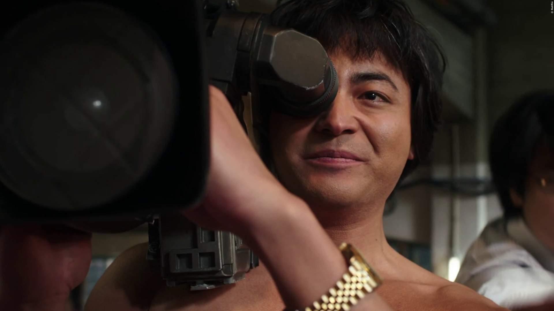 NETFLIX: Neue Serie 'Der Nackte Regisseur' zeigt euch alles