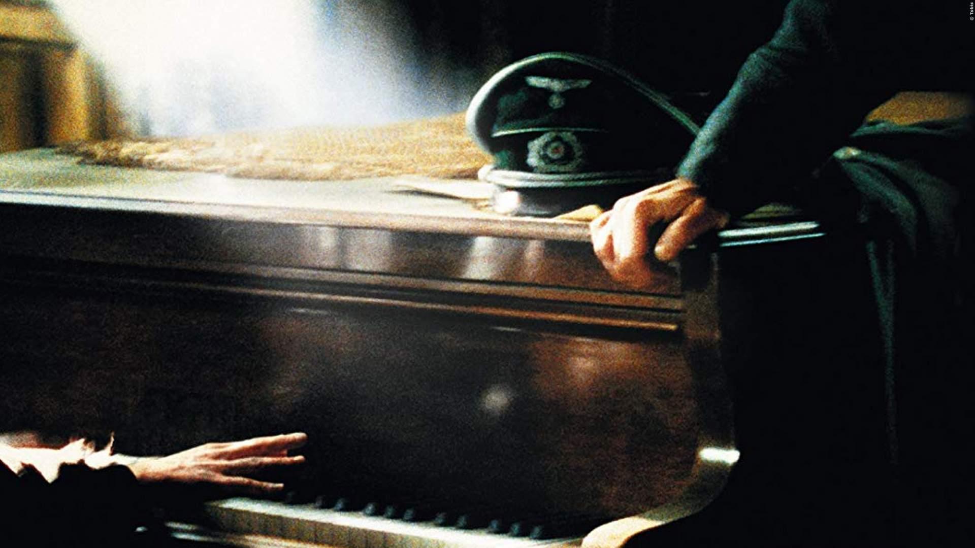 """TRAILER: """"Der Pianist"""" mit Adrien Brody, nach einer wahren Begebenheit."""