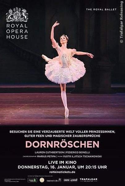 TRAILER: 'Dornröschen' - Das wunderbare Ballett als Kino-Event