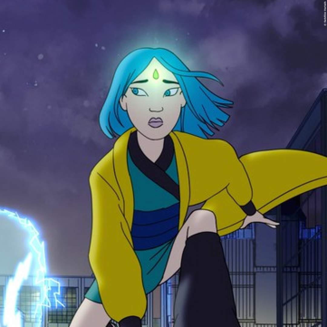 TRAILER: 'Electric Girl' - Wenn Dein Leben plötzlich ein Animé-Film ist