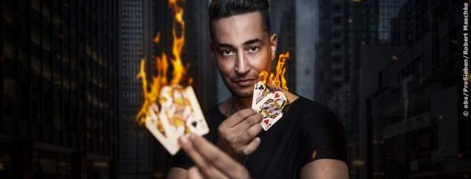 Neue Zaubershow bei ProSieben