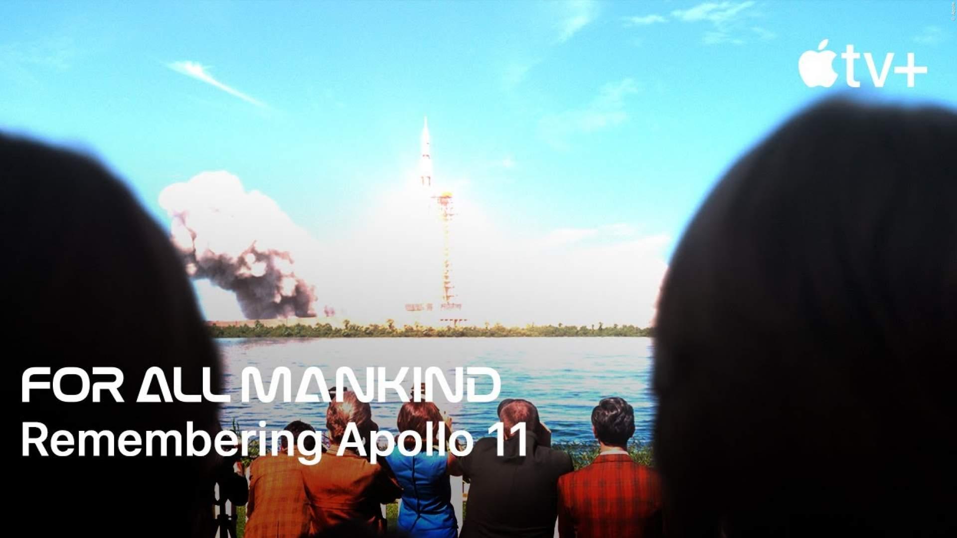 For All Mankind — Remembering Apollo 11 Trailer - Staffel 1