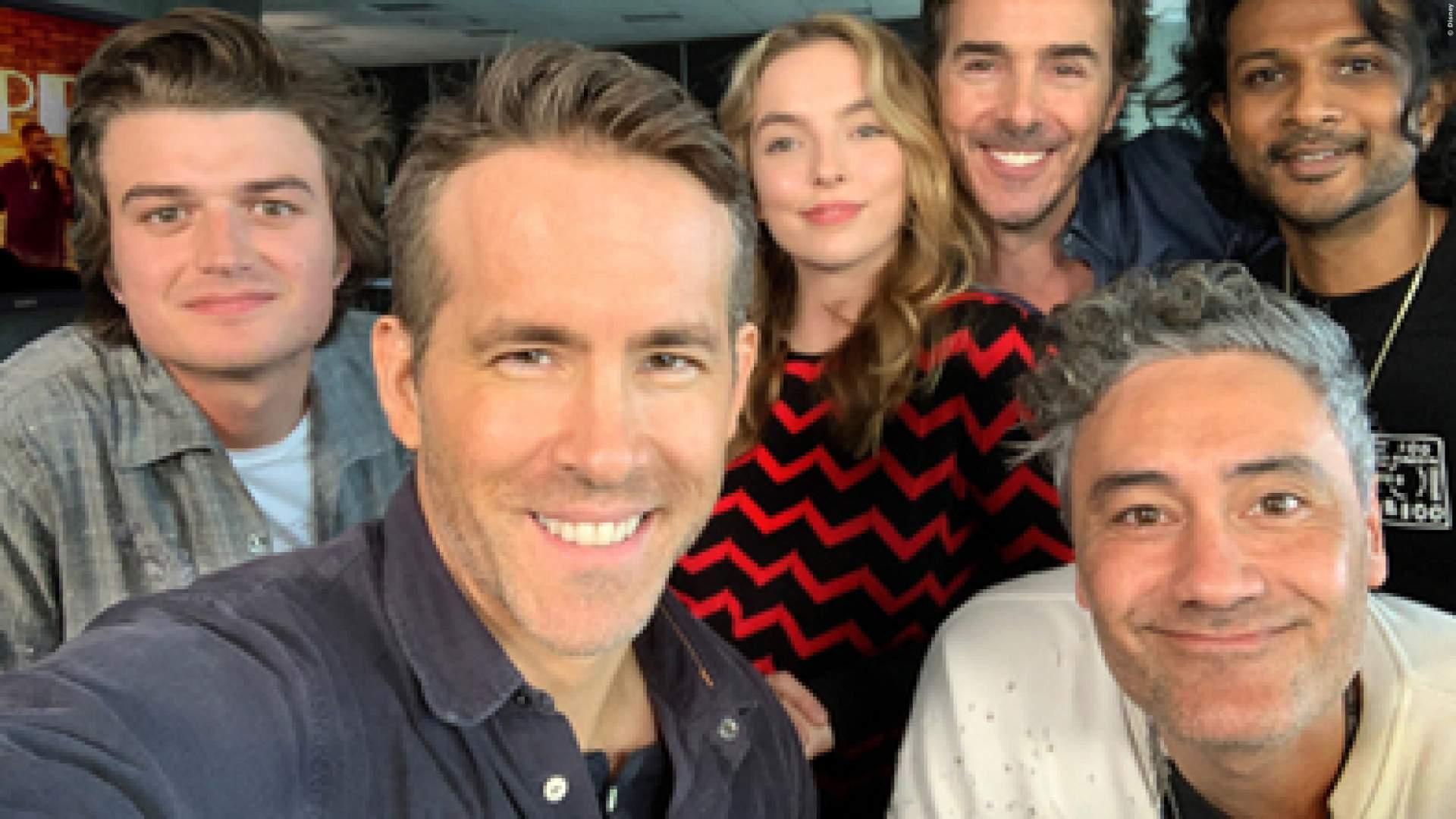 Ryan Reynolds: So abgedreht und witzig wird sein neuer Film