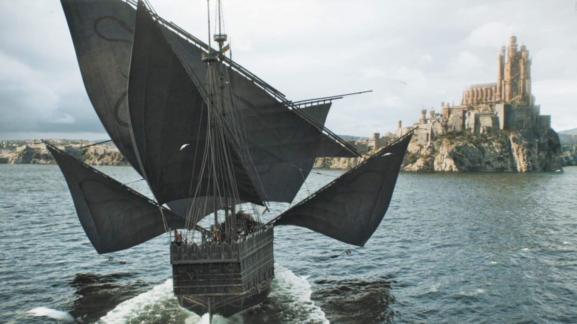 'Game Of Thrones': Westeros sieht ganz anders aus in der Prequel-Serie