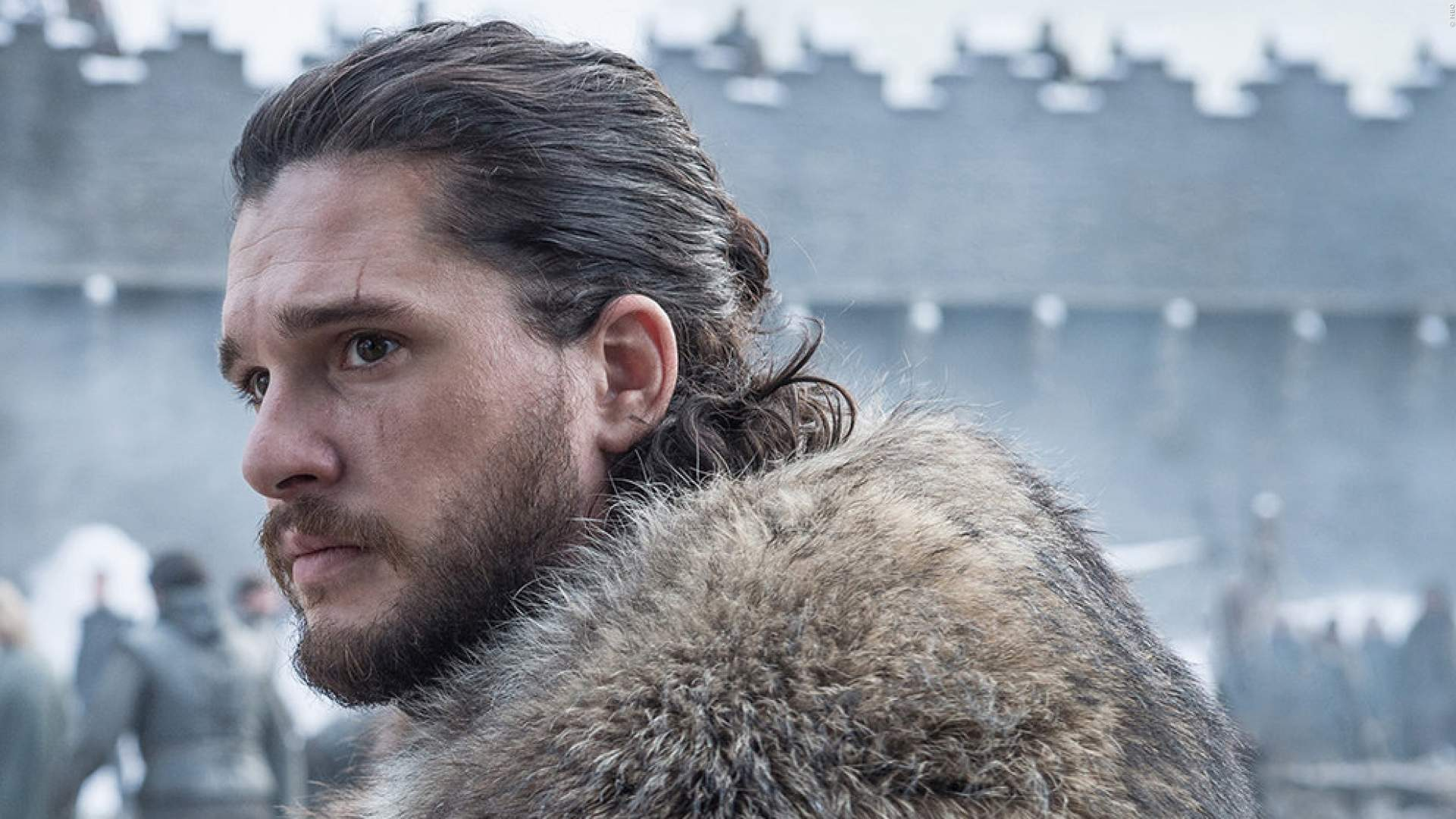 GAME OF THRONES: Das echte Alter der GoT-Figuren - John Schnee 15?