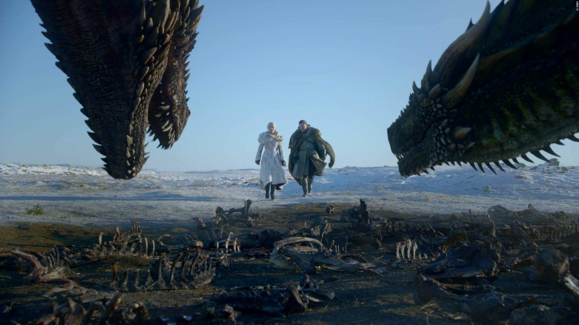 'Game Of Thrones' Staffel 8: Rätsel um vierten Drachen