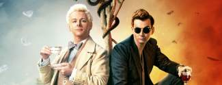 Good Omens: Neue Amazon Serie mit David Tennant