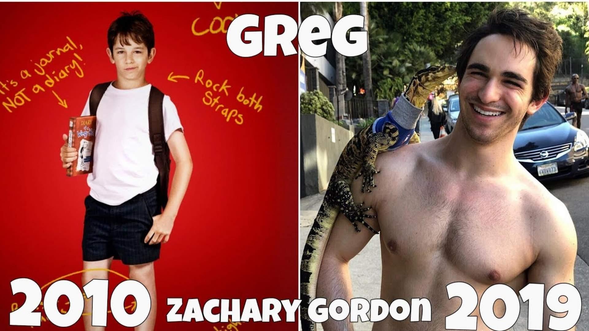 Gregs Tagebuch Schauspieler