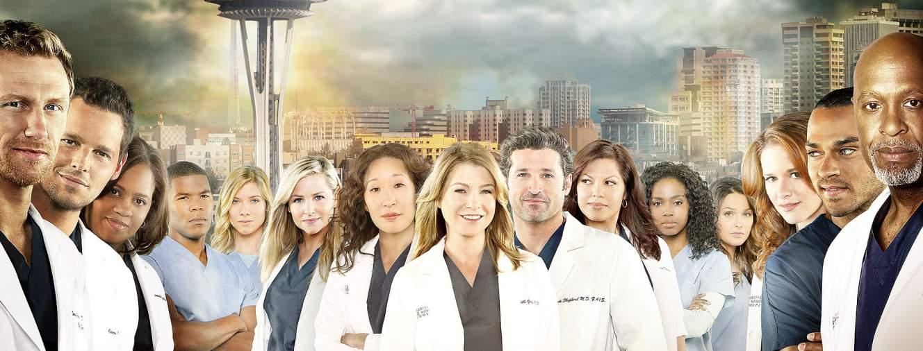 Des Team aus Greys Anatomy