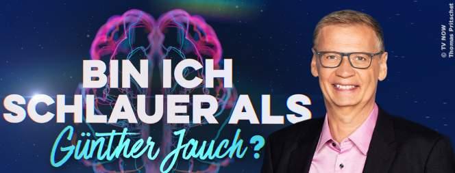 Günther Jauch Interview - Neue Show bei RTL
