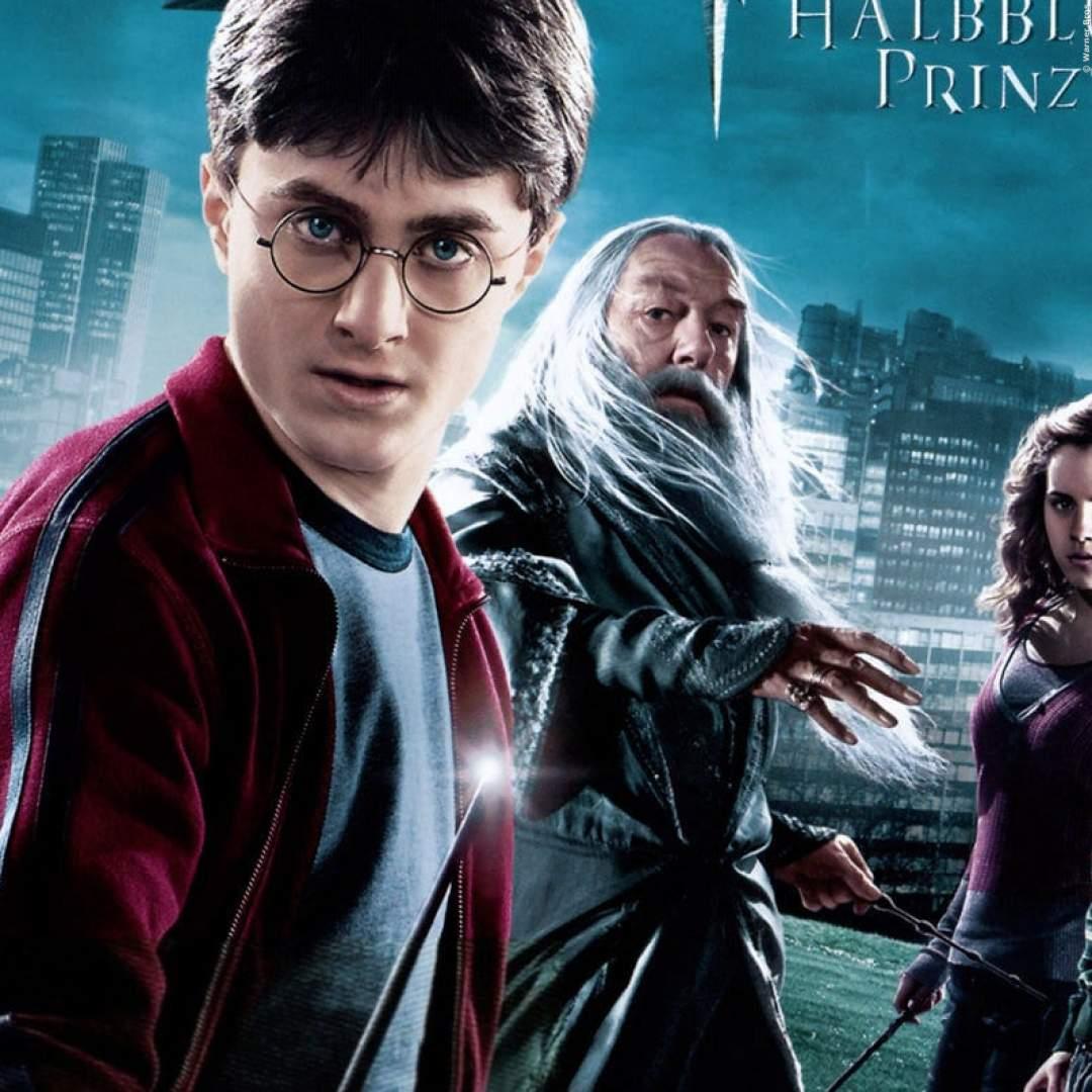 Neuer Harry Potter