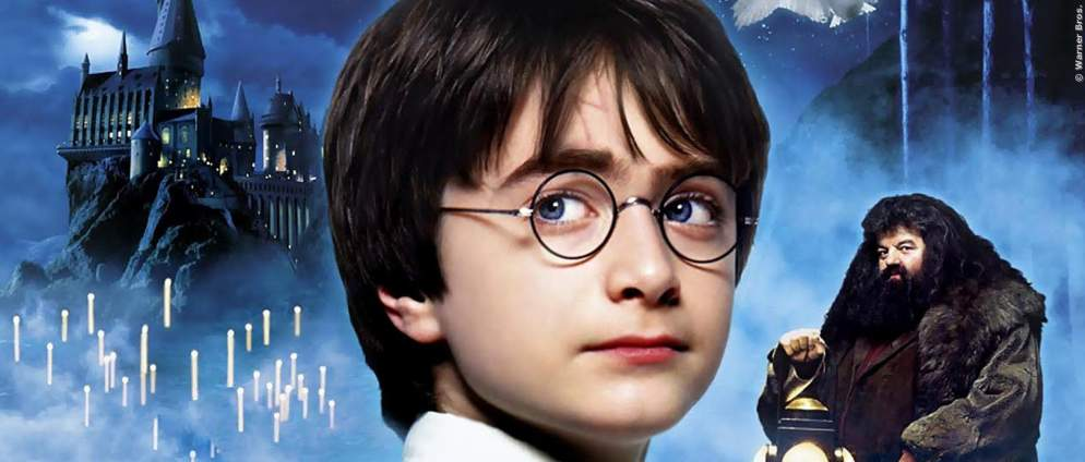 Harry Potter: Teil 1 erscheint im Magical Movie Modus