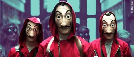 Haus Des Geldes Remake: Netflix dreht Serie komplett neu