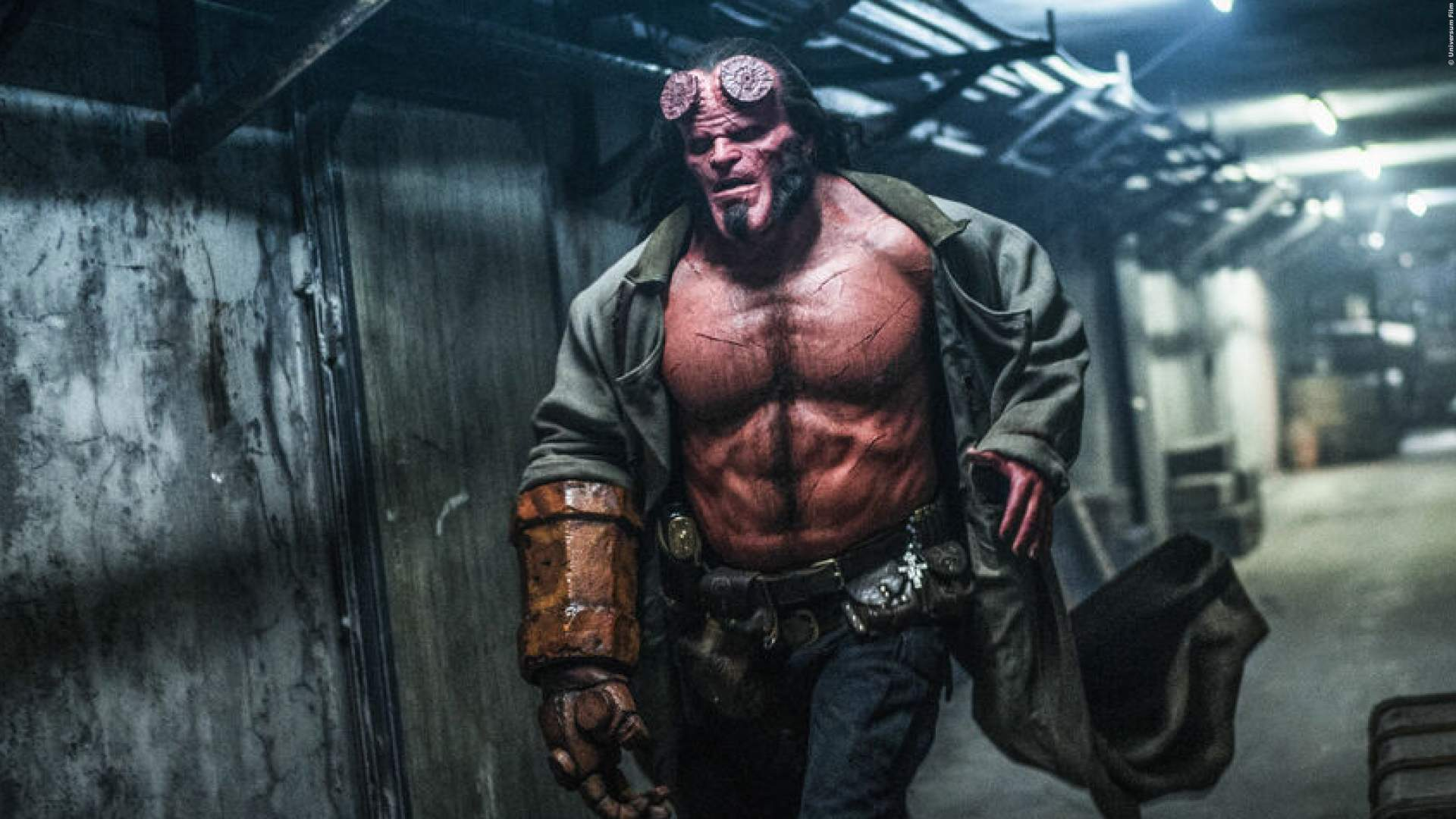START-TERMIN: Dann gibt es 'Hellboy 3' für dein Heimkino - mit neuem Trailer
