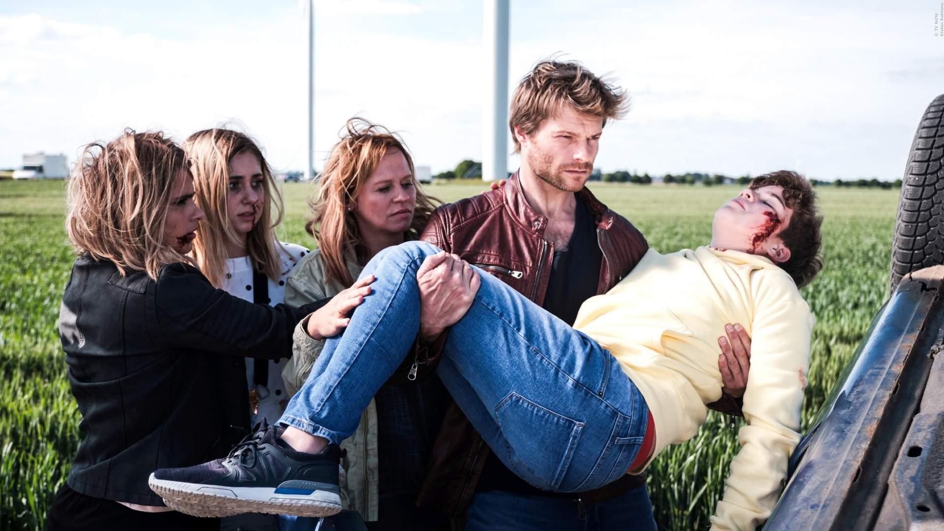 RTL startet neue tägliche Serie - Crimenovela hat Spannung und Herz
