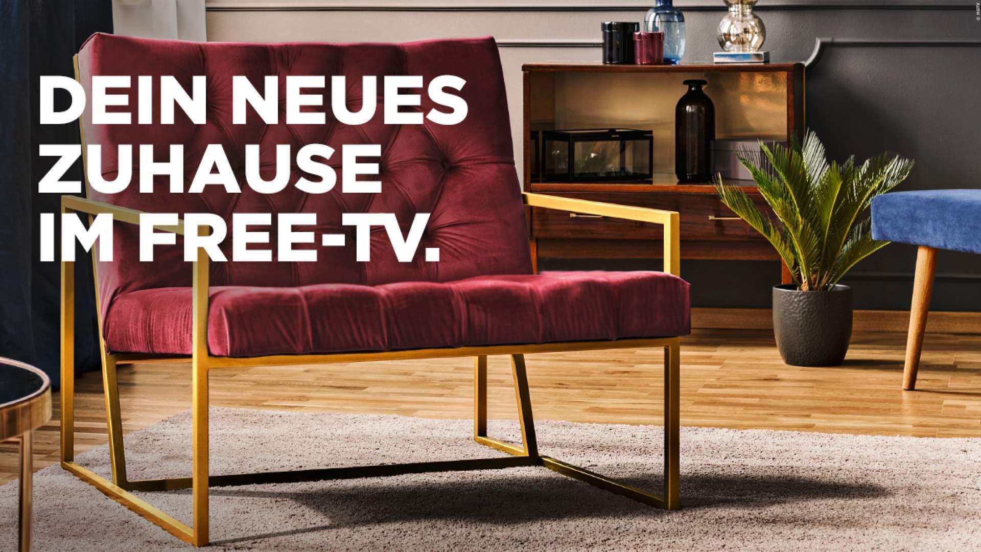 Ab heute neu: Endlich ein TV-Sender für Garten- und Renovierungsfreunde