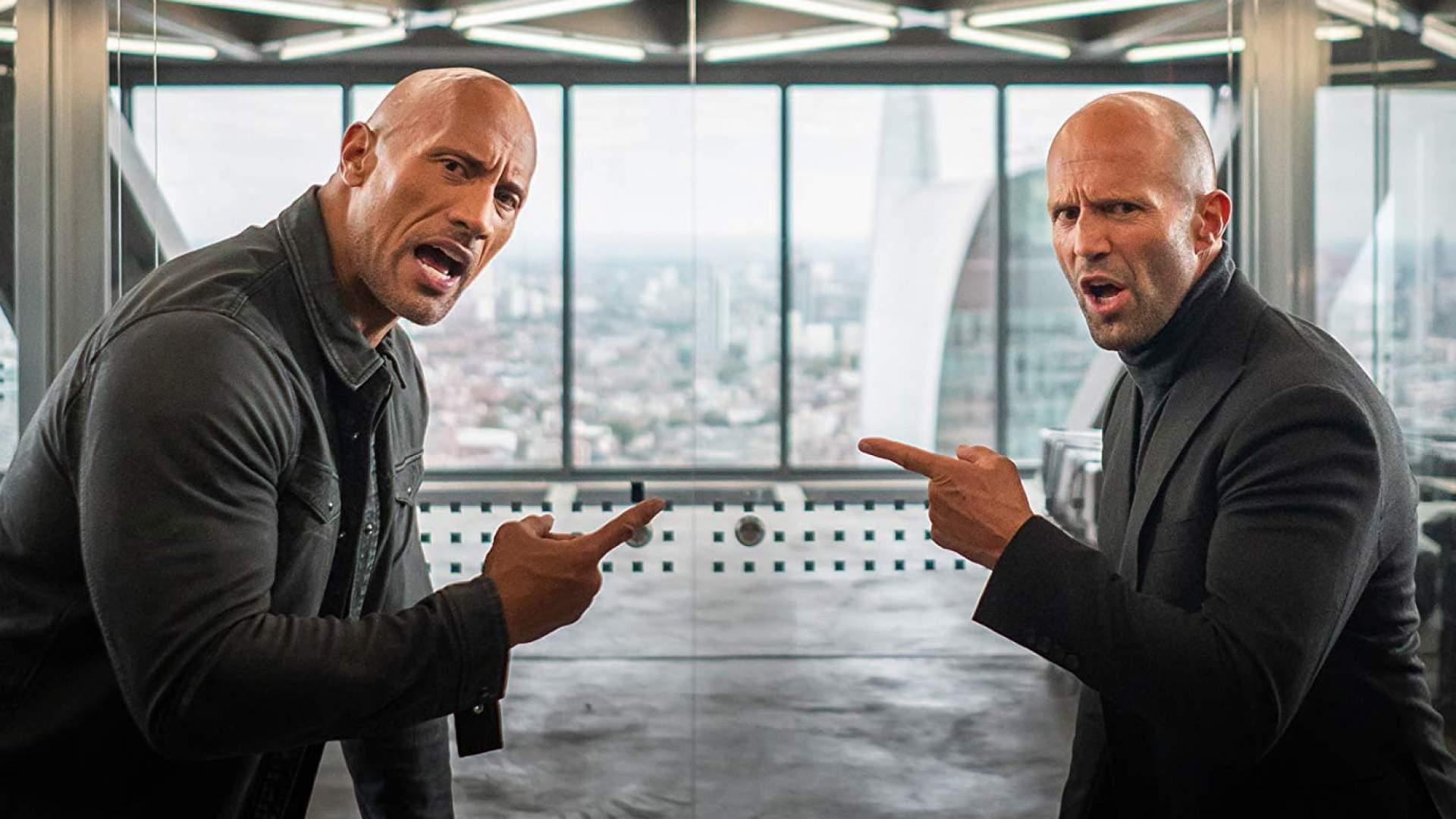 FAST & FURIOUS: 'Hobbs & Shaw' verprügeln Super-Badass im neuen Trailer