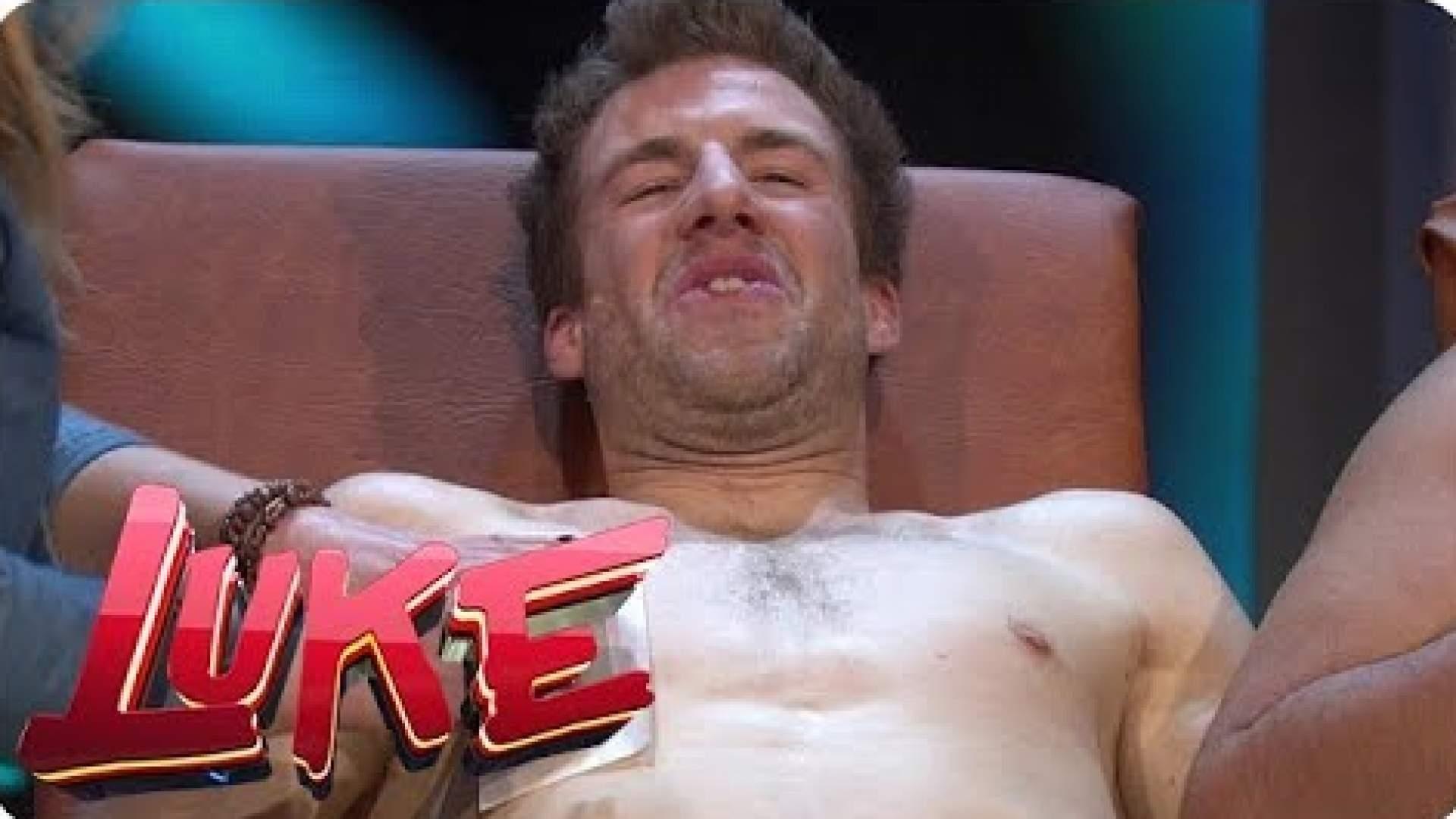 Luke und die Brustbehaarung