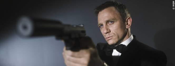 Daniel Craig verrät seine beste Actionszene als 007