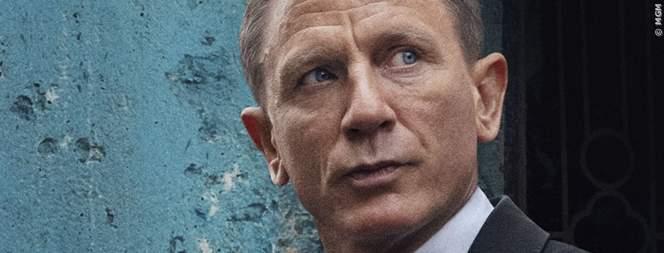 James Bond holt sich Goldene Leinwand