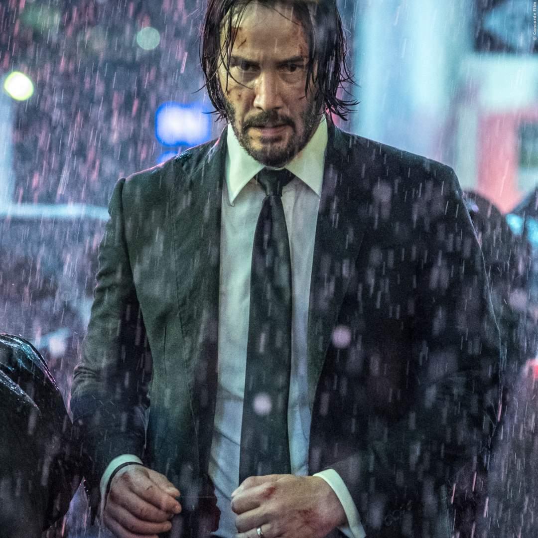 STORY: Macher gönnen dem Killer in 'John Wick 4' eine längere Pause
