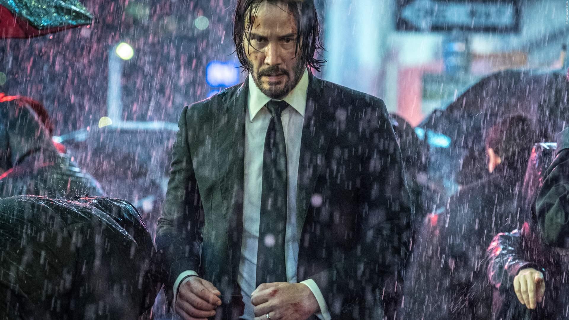 JOHN WICK 3: Erste Zuschauer-Reaktionen zum neuen Film mit Keanu Reeves