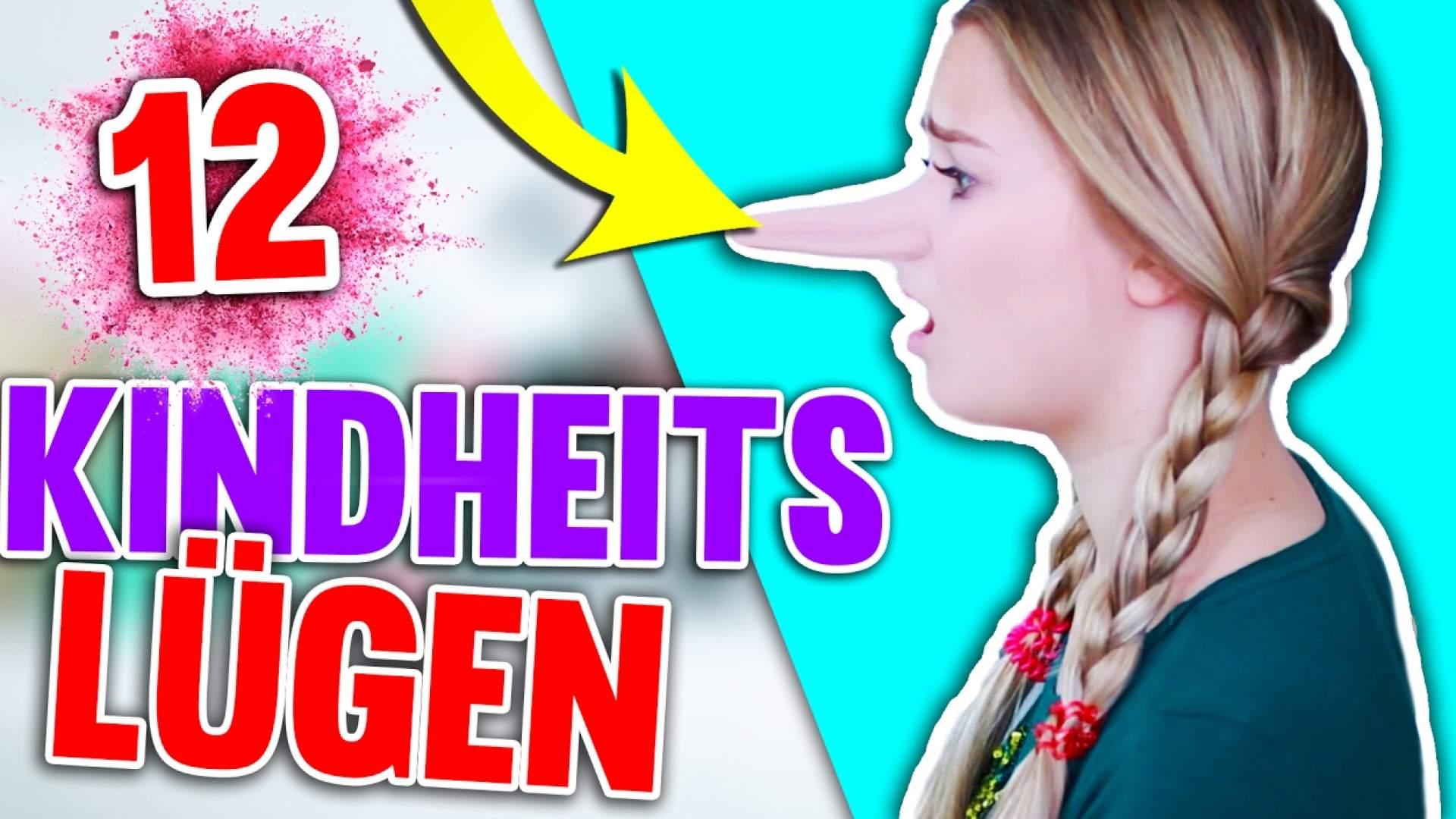 VIDEO: 12 bescheuerte Lügen, die du als Kind früher geglaubt hast