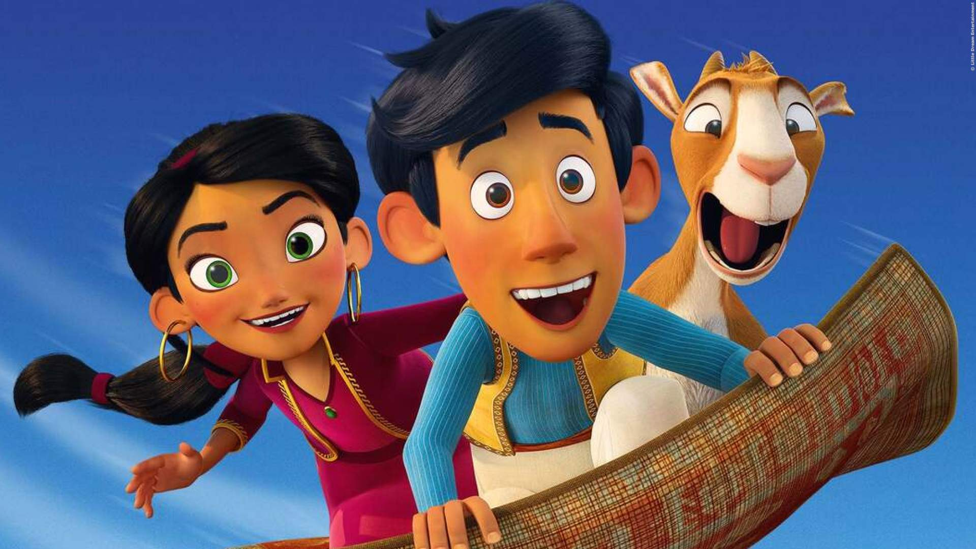 TRAILER: Kleiner Aladin und der Zauberteppich